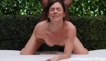 Cute hottie delights with nasty wang sucking