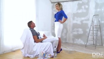 Stepma Alexis Fawx has a Squirting Condition